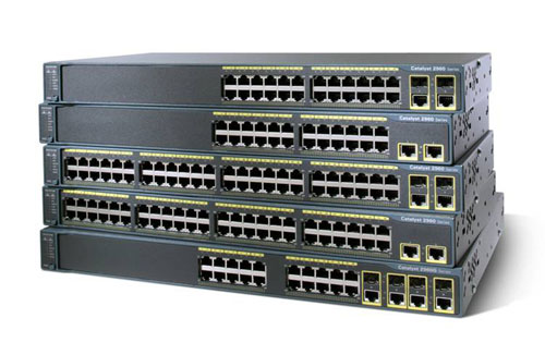 Коммутаторы Cisco Catalyst 2960