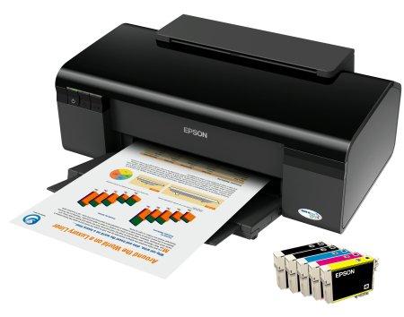 Струйный принтер Epson Stylus Office для малого и домашнего офиса