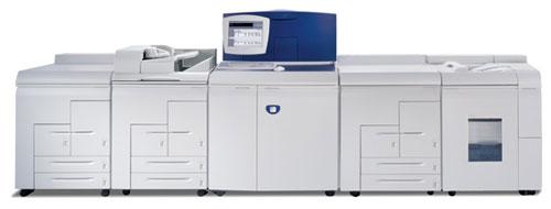 Цифровая типография Xerox Nuvera 288 с первого взгляда внушает уважение
