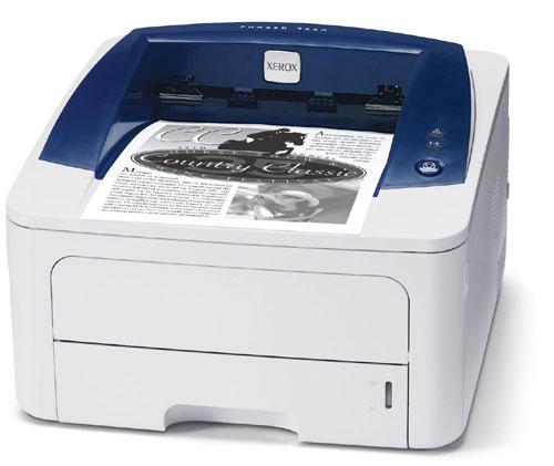 В отличие от МФУ, принтер Xerox Phaser 3250 умеет только печатать, зато с этой задачей он справляется отлично
