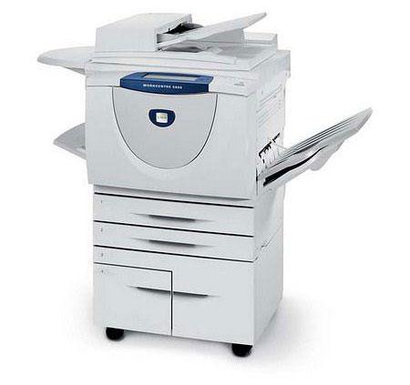 МФУ Xerox WorkCentre 5020 – скромный работяга