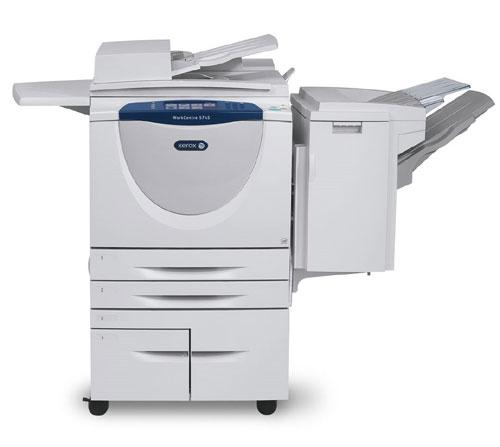 Серия МФУ Xerox WorkCentre 57xx рассчитана на офис, а МФУ Xerox WorkCentre 5775 и 5790 – ее самые производительные представители