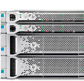 Новые серверы HP для бизнеса