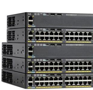 Инновационные коммутаторы Cisco 2960-X