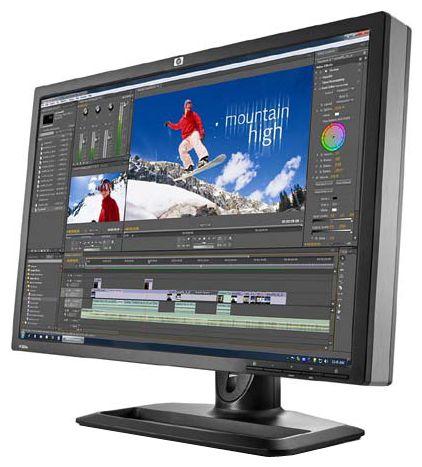 Купить Монитор HP ZR24w (VM633A4) фото 2