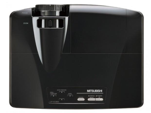 Купить Проектор Mitsubishi HC3800 (HC3800) фото 2