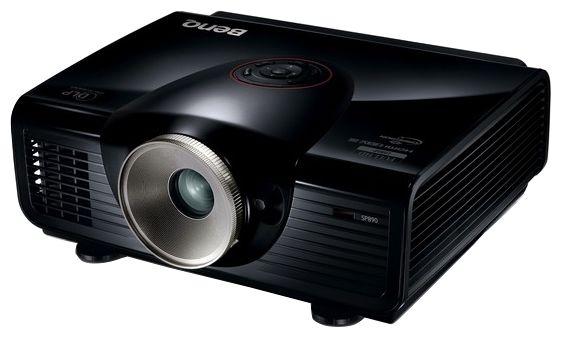 Купить Проектор BenQ SP890 (9H.J2877.Q6E) фото 1