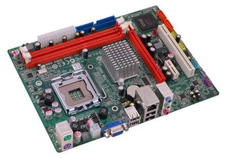 Купить Материнская плата ECS G41T-R3 (V1.0A) (G41T-R3) фото 1