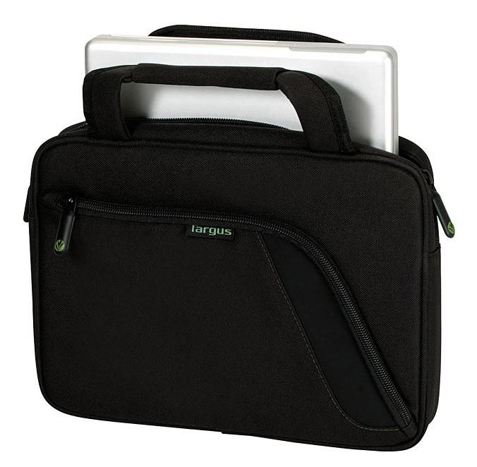 """Купить Сумка для ноутбука Targus Eco Spruce Netbook Case 10.2"""" Black (TBS044EU) фото 2"""