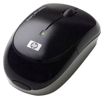 Купить Мышь HP WG462AA Black USB (WG462AA) фото 1