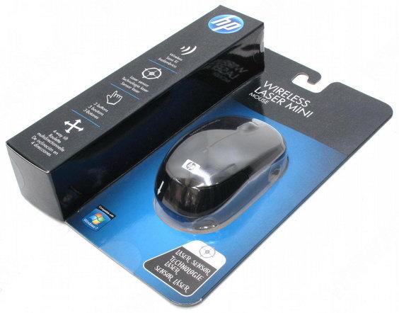 Купить Мышь HP WG462AA Black USB (WG462AA) фото 5