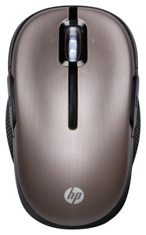Купить Мышь HP WX406AA Grey-Black USB (WX406AA) фото 1