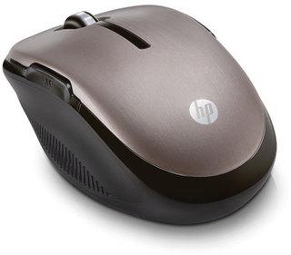 Купить Мышь HP WX406AA Grey-Black USB (WX406AA) фото 2