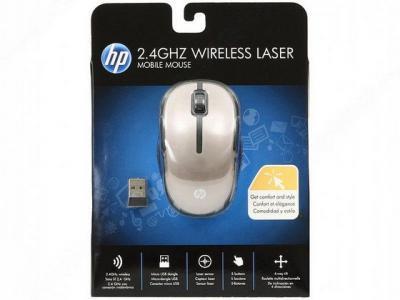 Купить Мышь HP WX406AA Grey-Black USB (WX406AA) фото 3