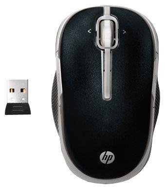 Купить Мышь HP VK482AA Black USB (VK482AA) фото 1