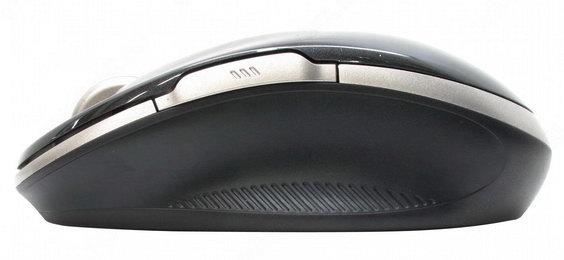 Купить Мышь HP VK482AA Black USB (VK482AA) фото 3