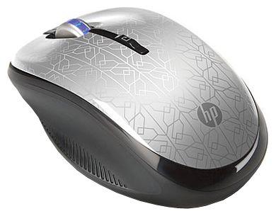 Купить Мышь HP WE790AA Silver-Black USB (WE790AA) фото 1