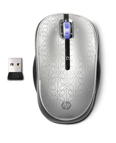 Купить Мышь HP WE790AA Silver-Black USB (WE790AA) фото 2