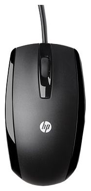 Купить Мышь HP KY619AA Black USB (KY619AA) фото 1