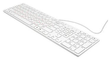 Купить Клавиатура BTC 6310U White USB (6310U-W) фото 1