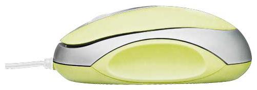 Купить Мышь Trust Centa Mini Mouse Lime USB (16144) фото 2