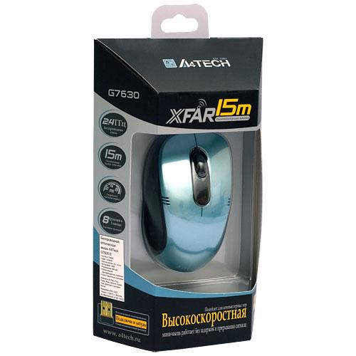 Купить Мышь A4 Tech G7-630 Blue USB (G7-630-2) фото 3