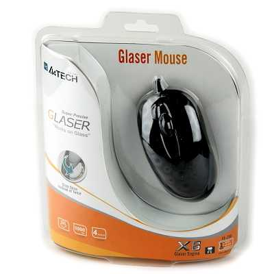 Купить Мышь A4 Tech X6-28D Black USB+PS/2 (X6-28D-6) фото 3