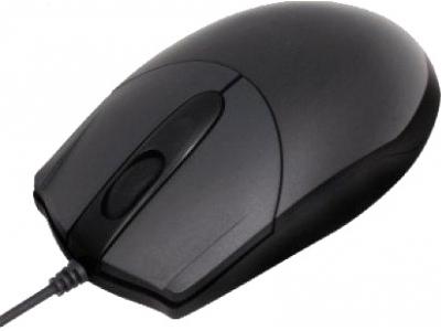 Купить Мышь A4 Tech OP-200Q Black USB (OP-200Q) фото 2