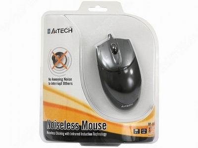 Купить Мышь A4 Tech OP-200Q Black USB (OP-200Q) фото 4