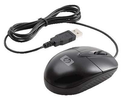 Купить Мышь HP RH304AA Black USB (RH304AA) фото 1