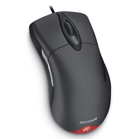 Купить Мышь Microsoft IntelliMouse Explorer 3.0 Black USB (B75-00117) фото 2