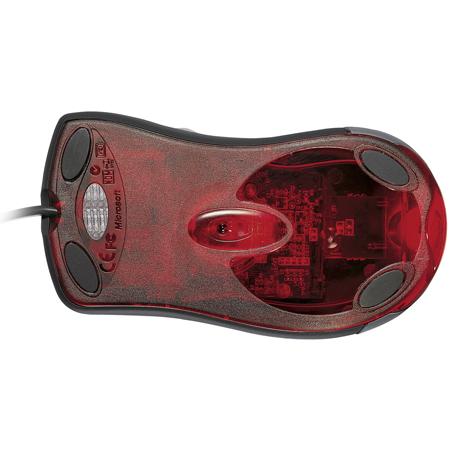 Купить Мышь Microsoft IntelliMouse Explorer 3.0 Black USB (B75-00117) фото 3