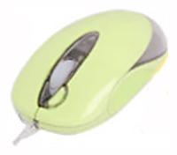 Купить Мышь A4 Tech X5-28D Green USB+PS/2 (X5-28D-3) фото 1