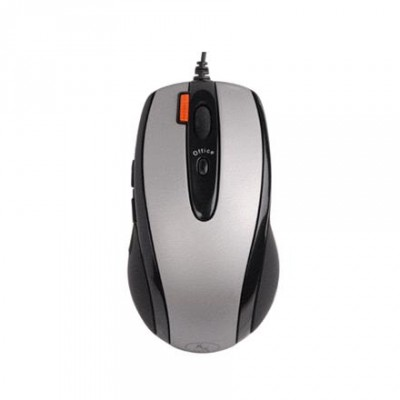 Купить Мышь A4 Tech X6-70D Silver-Black USB+PS/2 (X6-70D) фото 3