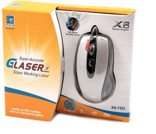 Купить Мышь A4 Tech X6-70D Silver-Black USB+PS/2 (X6-70D) фото 4