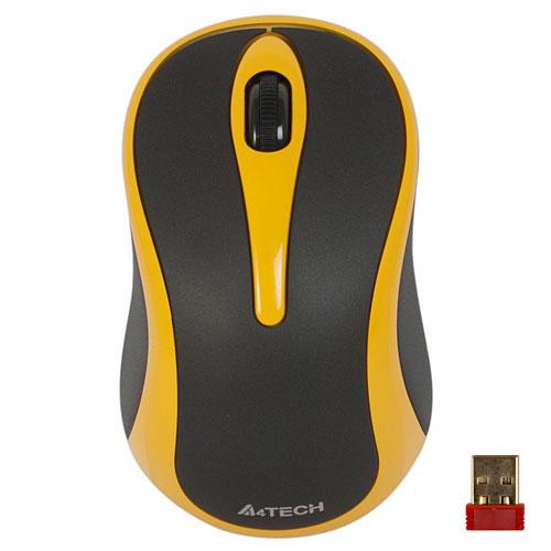 Купить Мышь A4 Tech G9-350 Yellow USB (G9-350-3) фото 1