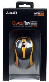 Купить Мышь A4 Tech G9-350 Yellow USB (G9-350-3) фото 3