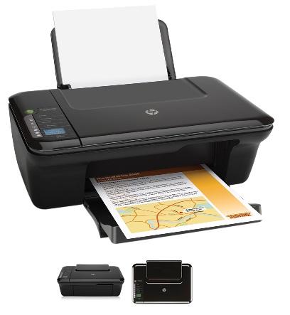 Купить МФУ HP Deskjet 3050 J610a (CH376C) фото 2