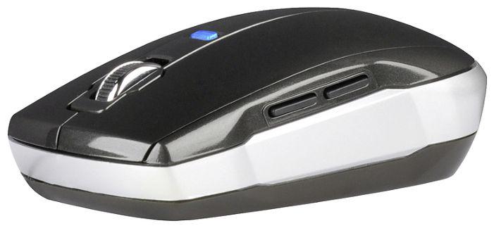Купить Мышь Speed-Link SAPHYR Bluetrace Mouse SL-6376-SSV dark Silver Bluetooth (SL-6376-SSV) фото 1