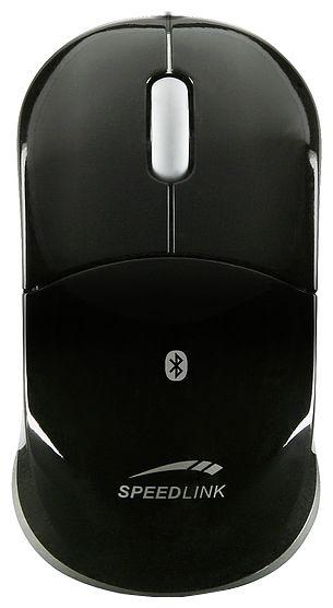 Купить Мышь Speed-Link SNAPPY Wireless Mouse SL-6158-SBK Black Bluetooth (SL-6158-SBK) фото 1