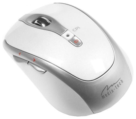 Купить Мышь Media-Tech MT1089W Xample White USB (MT1089W) фото 2