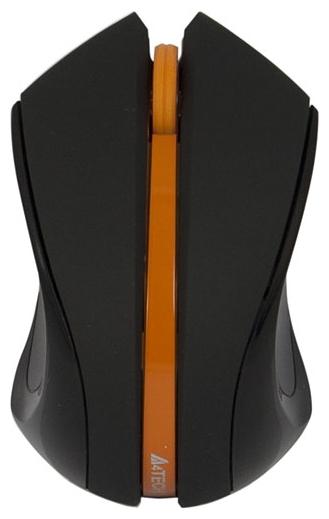 Купить Мышь A4 Tech G9-310-4 Black-Orange USB (G9-310-4) фото 1