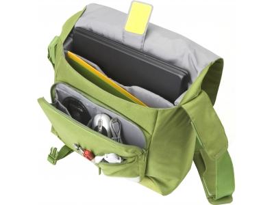 "Купить Сумка для ноутбука Dicota Dee Messenger 14.1"" Green (N25908P) фото 2"