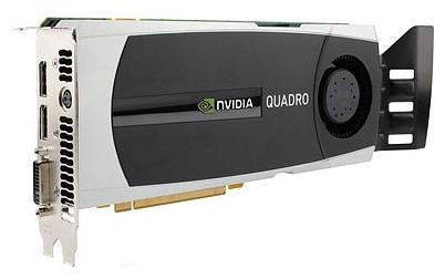 Купить Видеокарта HP Quadro 6000 574Mhz PCI-E 2.0 6144Mb 3000Mhz 384 bit DVI (WS097AA) фото 1