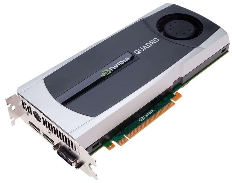 Купить Видеокарта HP Quadro 6000 574Mhz PCI-E 2.0 6144Mb 3000Mhz 384 bit DVI (WS097AA) фото 3