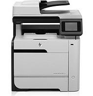 Купить МФУ HP Color LaserJet Pro 300 M375nw (CE903A) фото 2