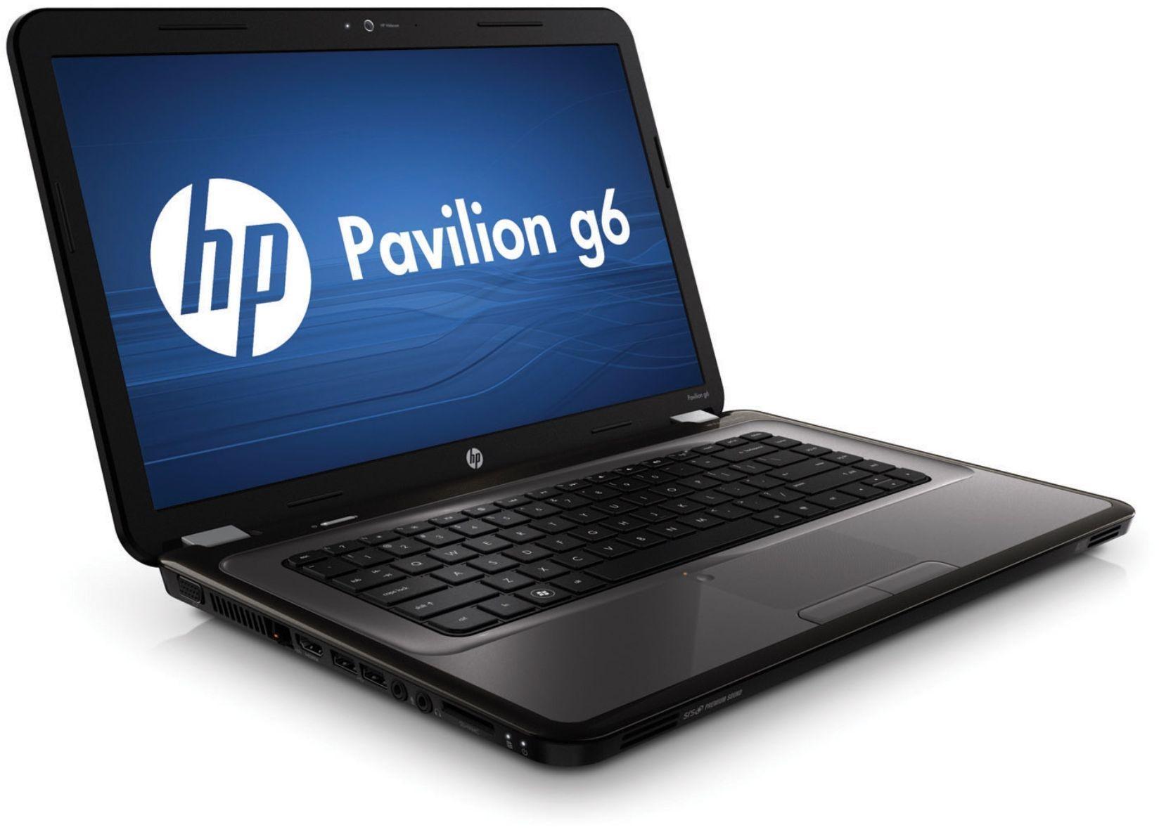 Обзор ноутбука HP Pavilion g6 описание характеристики