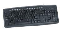 Купить Клавиатура Genius KB-M220 Black PS/2 (G-KB M220 PS/2) фото 1