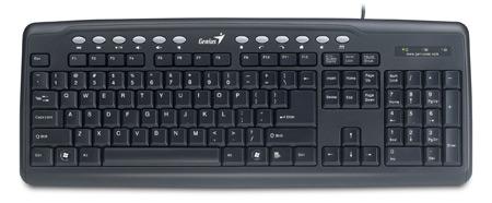 Купить Клавиатура Genius KB-M220 Black PS/2 (G-KB M220 PS/2) фото 2
