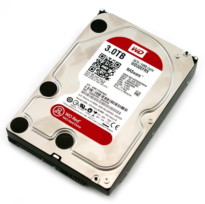 Купить Жесткий диск Western Digital WD30EFRX (WD30EFRX) фото 2